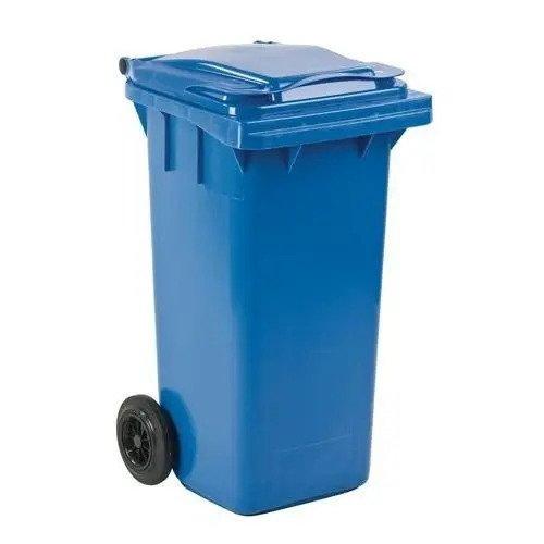 Afvalbak met zak 110 L