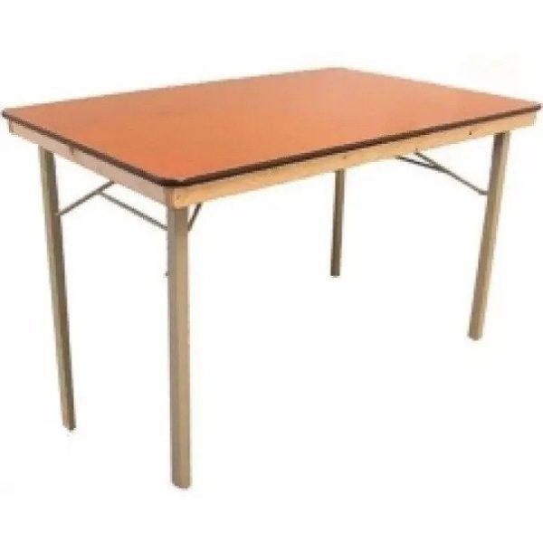 Klaptafels tafel 120 x 80 cm